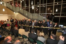 Lane Center Ribbon Cutting
